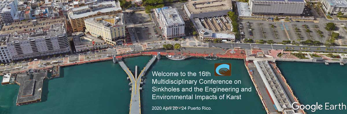 Multidisciplinary Conference on Sinkholes and the Engineering and Environmental Impacts of Karst