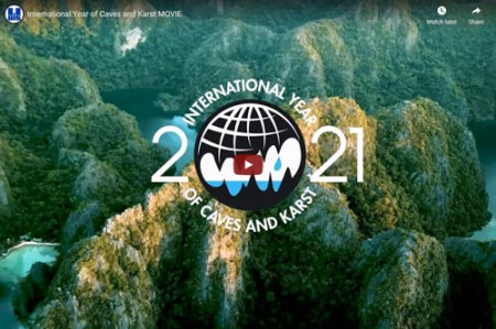 International Year of Caves and Karst MOVIE